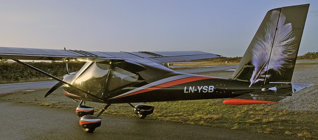 a32-microlight-norway